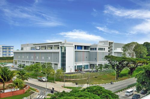 محل سرورهای گوگل در فیلیپین